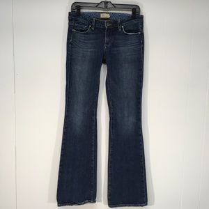 """Paige Hollywood Hills Jeans 29 Boot 34"""" Inseam!"""